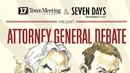 Attorney General Candidates Scheduled for Nine Debates
