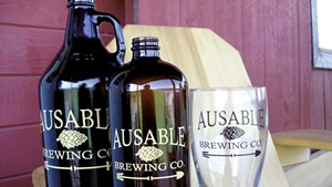 Ausable Brewing Co. Opens in Keeseville, N.Y.