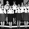 A Half Century Later, Burlington's Austin Handbell Choir Is Still Ringing