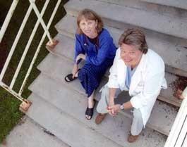 Authors Lorilee Schoenbeck and Cheryl Gibson - JORDAN SILVERMAN
