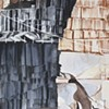 """Art Review: """"Abstract Terrains"""" at Vermont Metro Gallery"""