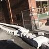 Barre's Newest Public Artwork Is an Enormous Granite Zipper