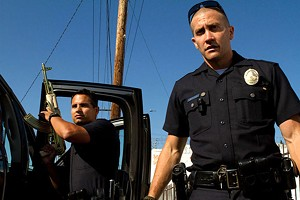 BEAT SCENES Ayer's latest chronicles the arresting odyssey of two cops patrolling the mean streets of South Central LA.