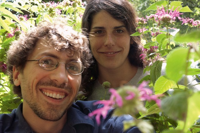 Ben Lanza and Jane Jarecki - MATTHEW THORSEN