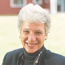 Bennington College president Liz Coleman