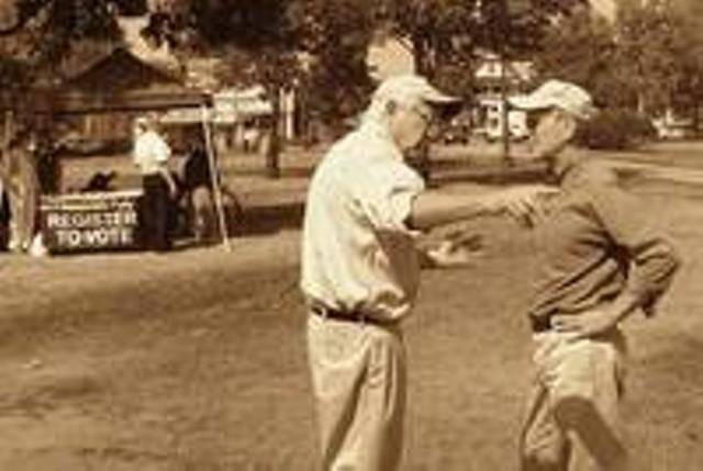 Bernie Sanders and Peter Welch