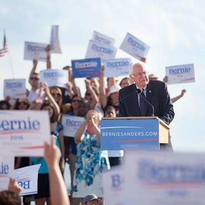 Bernie Sanders' Campaign Kickoff