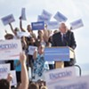 Sanders Promises to Transform Country