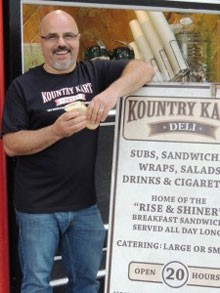 COURTESY OF KOUNTRY KART DELI