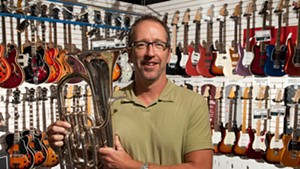 Best musical-instrument store
