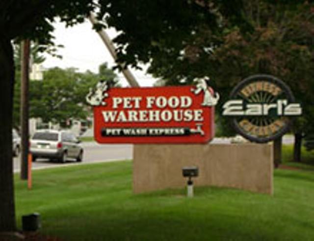 COURTESY OF PET FOOD WAREHOUSE