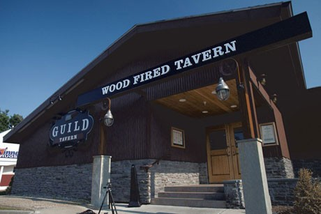 Guild Tavern South Burlington Fire And Ice Restaurant Middlebury