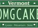 Best vanity license plate