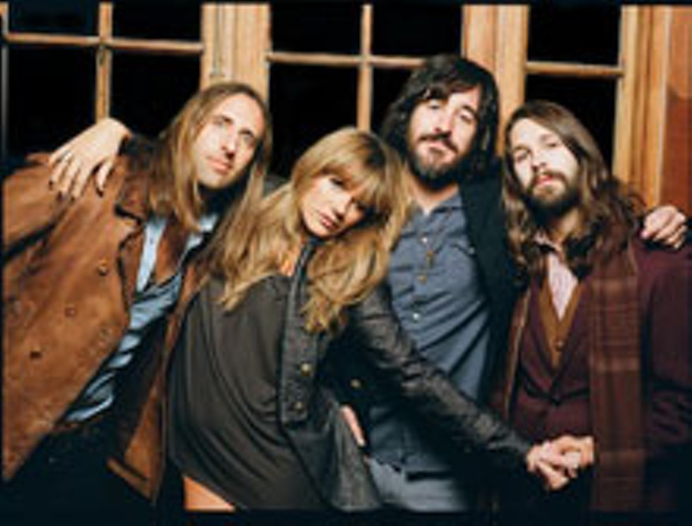 COURTESY OF GRACE POTTER AND THE NOCTURNALS