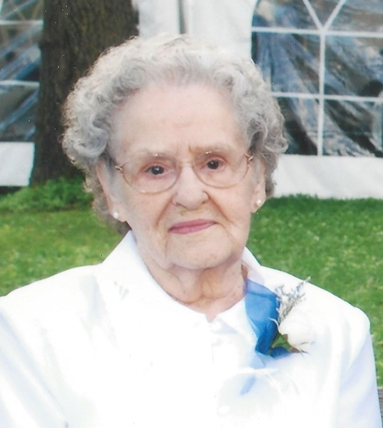 Betty Foster Bessette