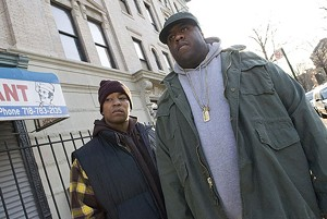 B.I.G. LOVE Jamal Woolard incarnates the late, legendary rapper in a  film aimed  at fans.