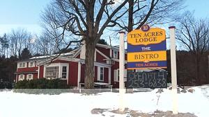 Bistro at Ten Acres Opens in Stowe