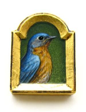 Bluebird by Christina Goodman