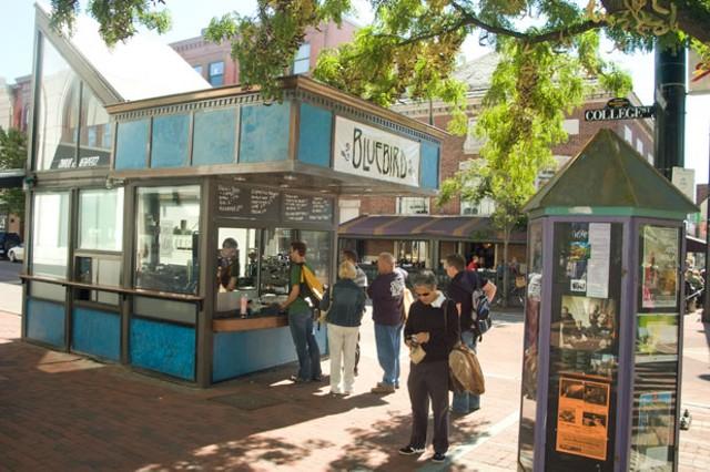 Bluebird Coffee Stop - MATTHEW THORSEN