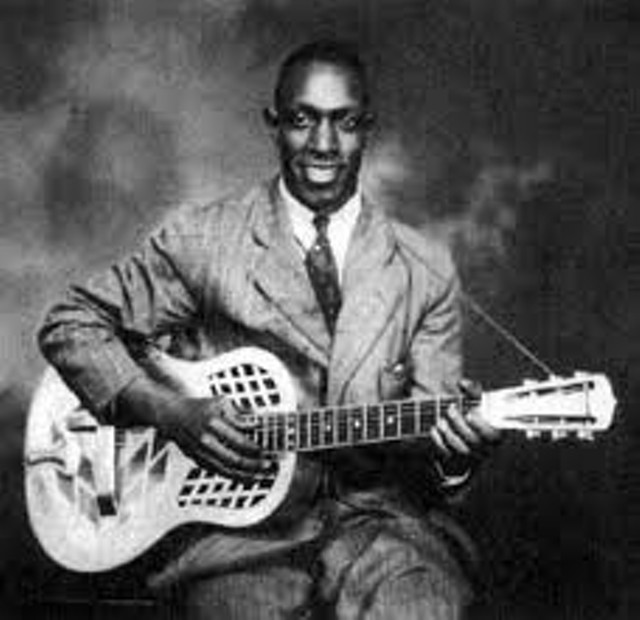 Blues musician Peetie Wheatstraw