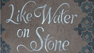 Book Review: Like Water on Stone by Dana Walrath