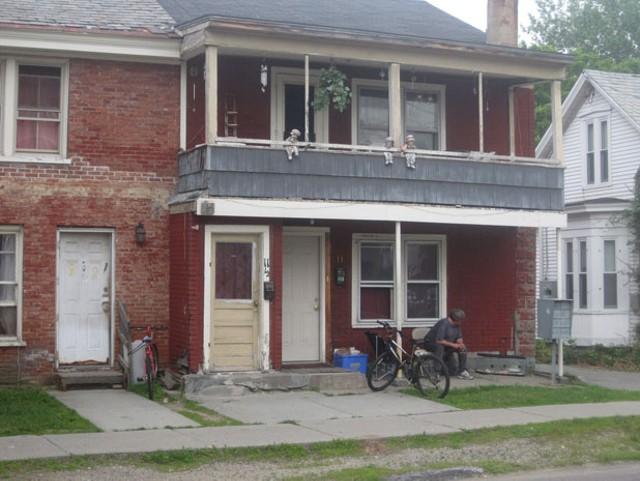 Bove's George Street property