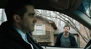 BOXED IN Gyllenhaal and Jackman play a cop and a father at cross-purposes in Villeneuve's intense thriller.
