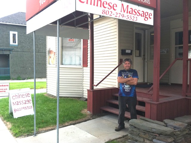 vermont in stowe Erotic massage