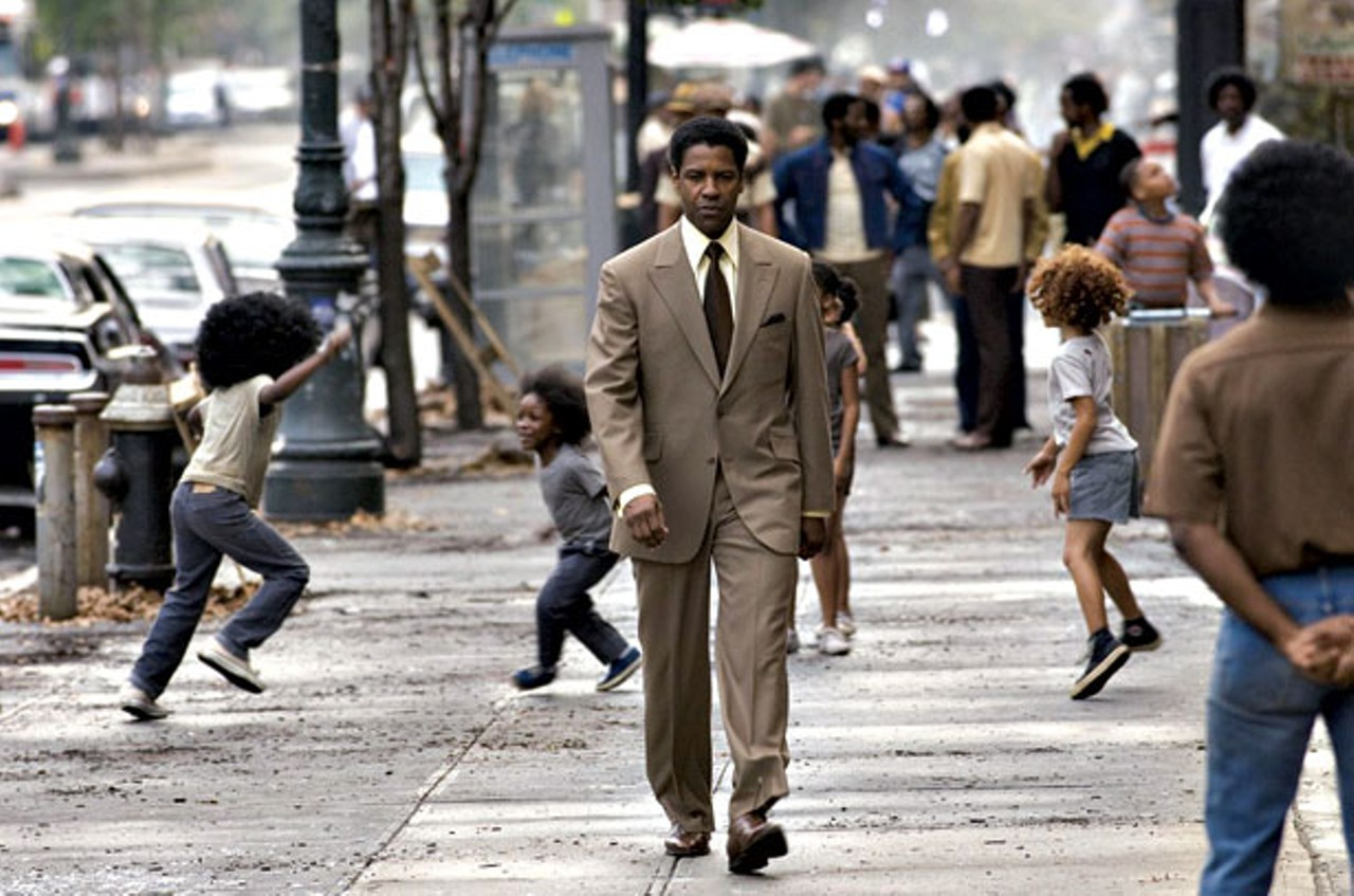 American Gangster - Movie Reviews - Rotten Tomatoes