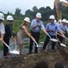 Burlington Breaks Ground on Waterfront Renovations