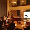 Burlington City Council Backs Plan for Fewer Members