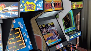 Burlington to Get an Arcade Bar