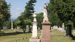 Burlington's Burial Treasure