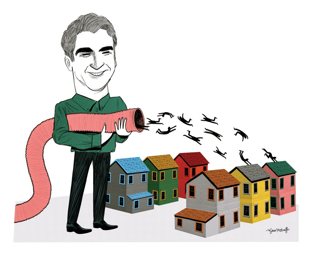 burlington u0027s mayor wants more downtown student housing city
