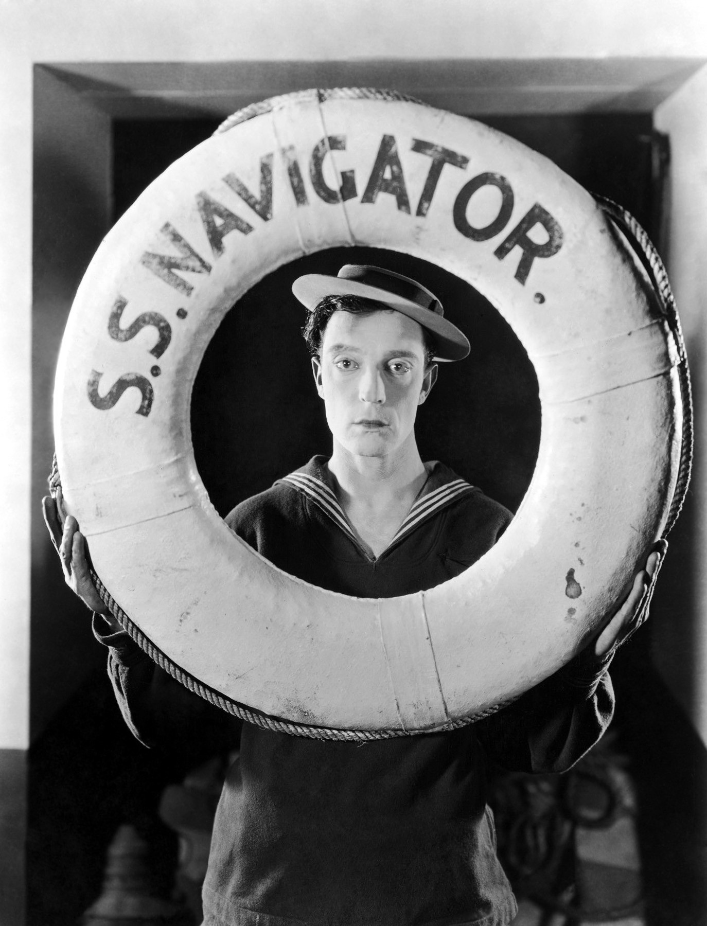 Image result for the navigator buster keaton