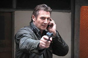 CALL TO ACTION Neeson totally phones it in as trouble magnet Bryan Mills.