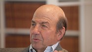 The New Yorker's Calvin Trillin Talks About Elvis, What Makes a Person Funny, and His Upcoming Vermont Visit