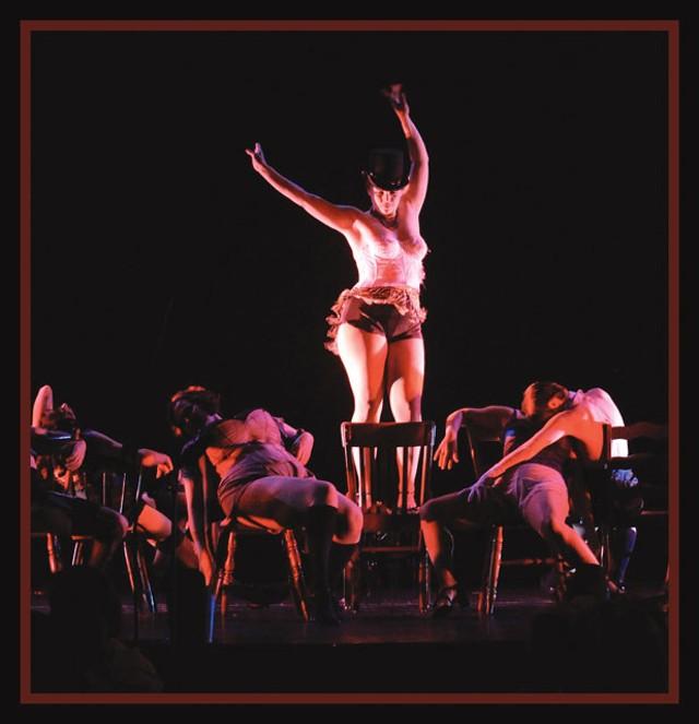 """Chairdance,"" Lois Trombley - COURTESY OF JODY FENTON PHOTOGRAPHY"
