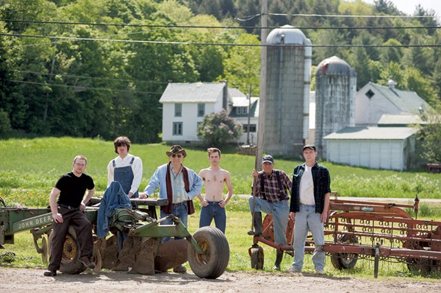 Chandler Center's Farm Boys cast