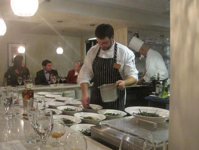 Chef Douglas Paine - ALICE LEVITT