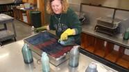 Vermonters on the Job: Fiber Artist, Writer Cheryl Potter