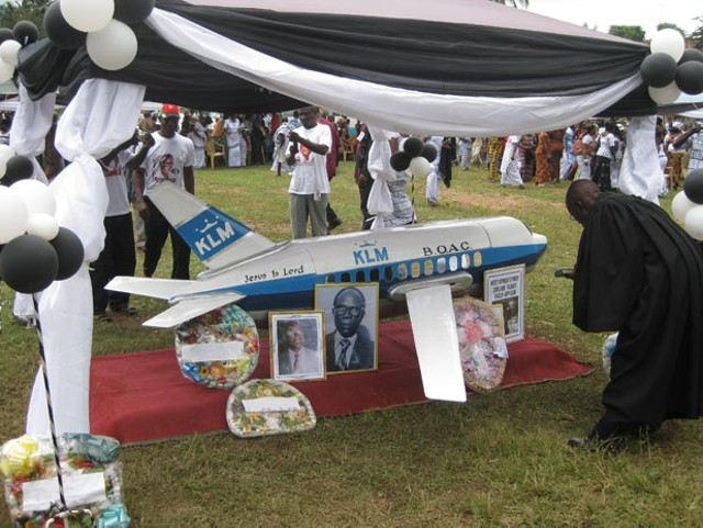 Chief Agbo's Funeral