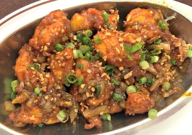 Chili chicken - ALICE LEVITT