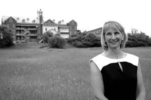 Christine Plunkett - MATTHEW THORSEN