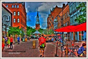 "COURTESY OF SEABA - ""Church Street Adventure"" by JB Woods"