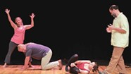 Middlebury Actors Workshop Delivers Delectable Drama — Through Theater Games