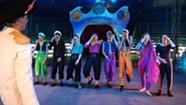Circus Smirkus' Clown Alley [SIV361]