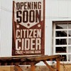 Citizen Cider's Tasting Room Opens in the South End This Weekend