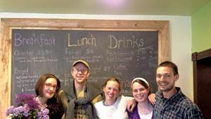 Clover Mead Café & Farm Store Reopens