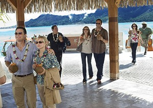 CLUB WED Couples with marital problems travel to an island paradise only to wind up wishing they could retreat.